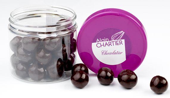 Grignotages Noisettes chocolat noir sans sucre