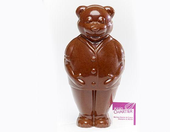 L'ours : Napoléon