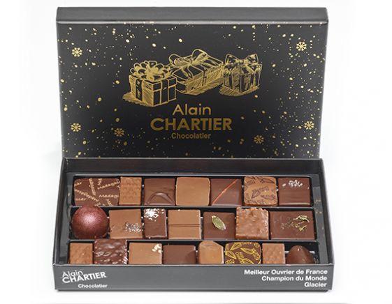Ballotin 21 chocolats