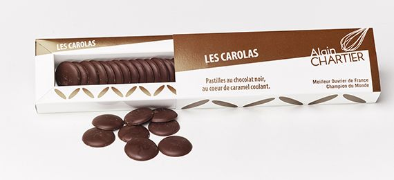 Carolas noir Caramel