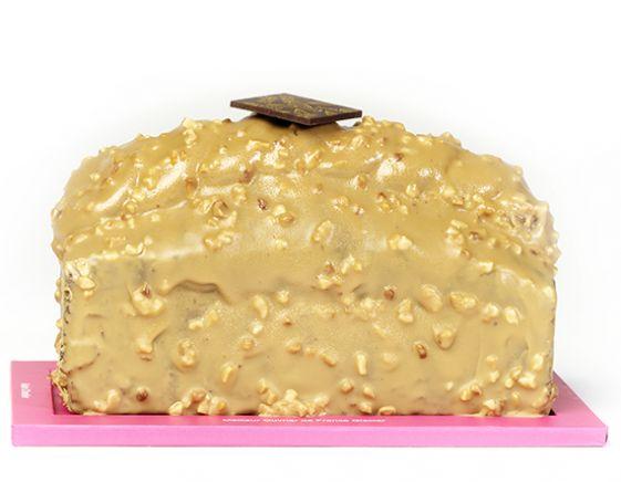 Cake caramel