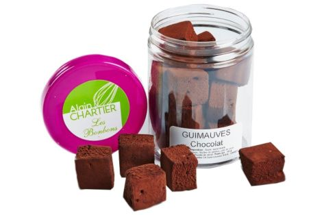 Guimauves chocolat