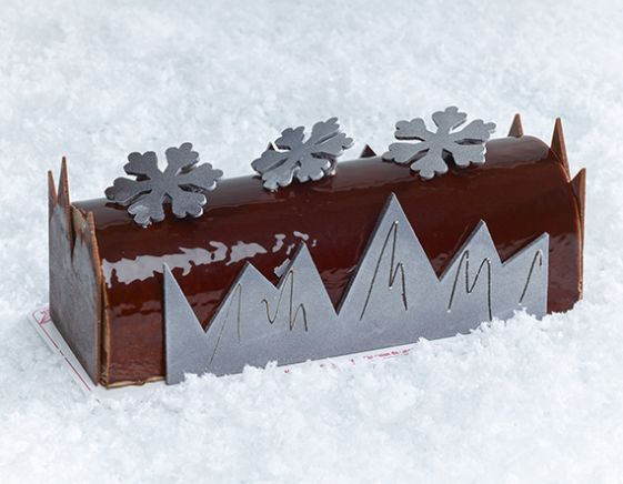 CHOCOLAT SNOW-8 personnes