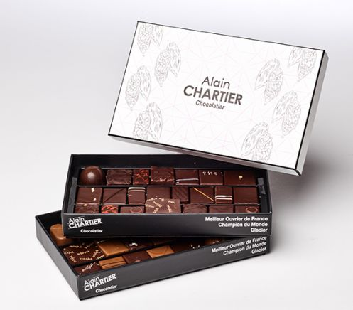 Ballotin 46 chocolats