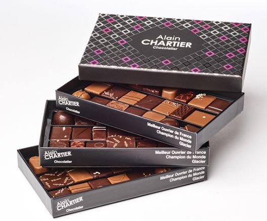 Ballotin 92 chocolats