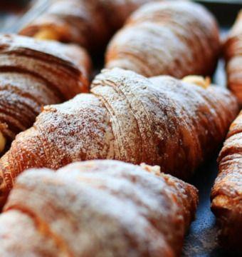 Tout avec la pâte à croissant par Jacques Annonier MOF Boulanger