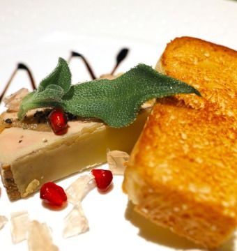 Spécial foie gras la fin d'année approche