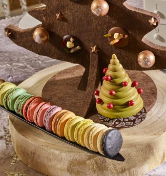 Spécial Macarons de Noël