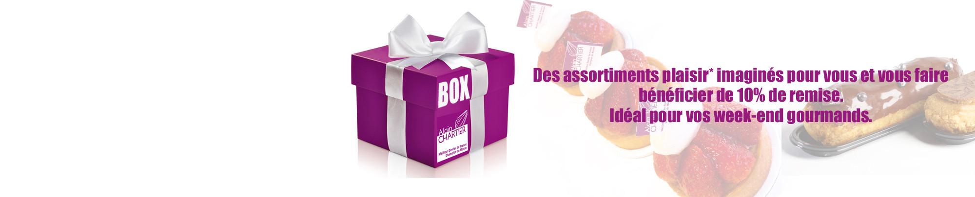 LES BOX DE PRINTEMPS