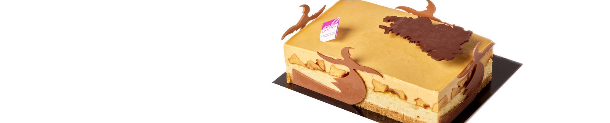 Gâteaux glacés